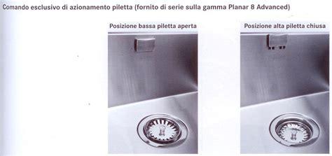 lavello franke planar franke planar 8 advanced sottotop pex 110 45ad lavelli inox