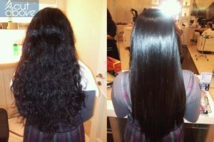 haircut before after rebonding rebond hair before and after www pixshark com images