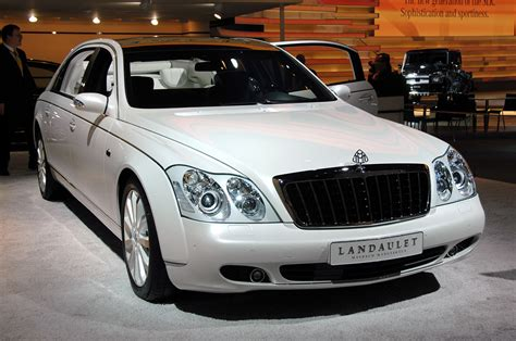 maybach landaulet over the limit top machines top 10 most expensive