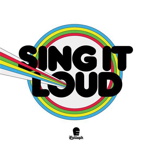 sing it sing it loud fanart fanart tv