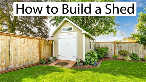 build  shed learn   build   shed