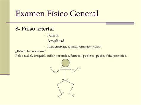 examen fisico general anamnesis y examen fisico