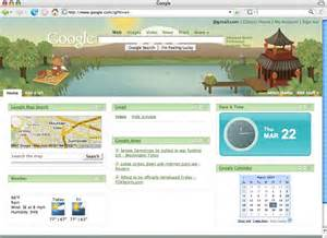 google themes original google homepage themes image search results