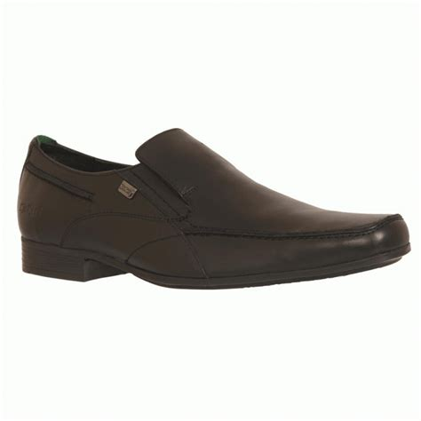kickers slip on wakai kickers osterberg seam mens formal slip ons shoes