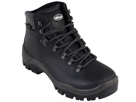 womens black walking boots grisport hiking boots