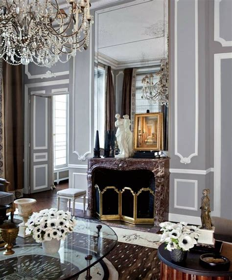 luxury apartment a parisian style contemporary style house interior luxury interiors in european