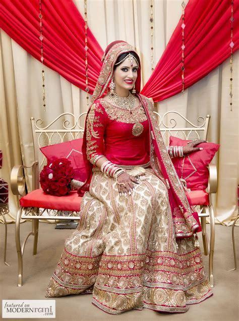 Punjabi Lehenga For Wedding