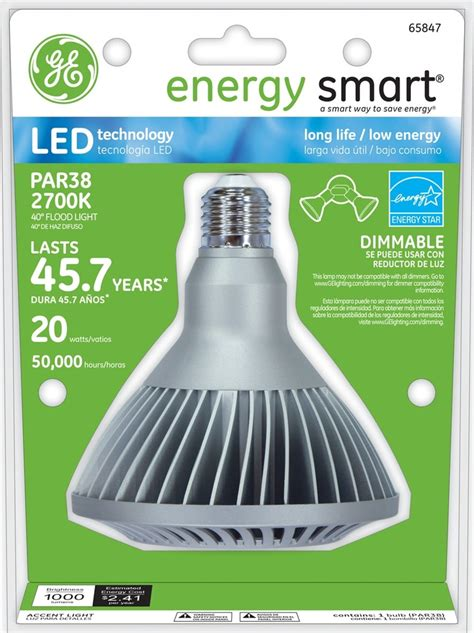 energy smart light bulbs ge energy smart r dimmable 75w replacement 20w indoor