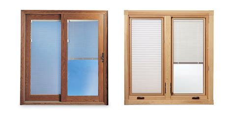andersen windows and doors enclosed blinds hybar