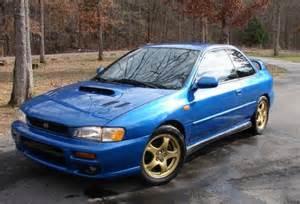 1998 Subaru Impreza 2 5 Rs Worst Vehicle You Ve Owned