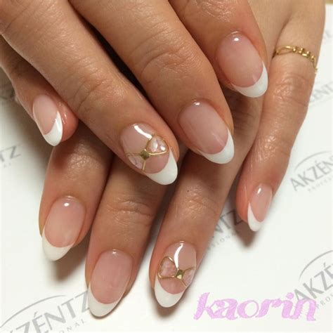 easy nail art french manicure beautiful french nail designs design trends premium