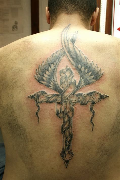 Tattoo Prices Uk Surrey | imagevue gallery cross and wings