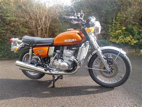 1974 Suzuki Gt250 Restored Suzuki Gt750l 1974 Photographs At Classic Bikes