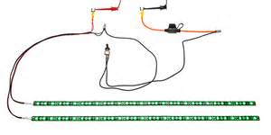 how to install led lights on a motorcycle wiring led lights on motorcycle wiring get free image