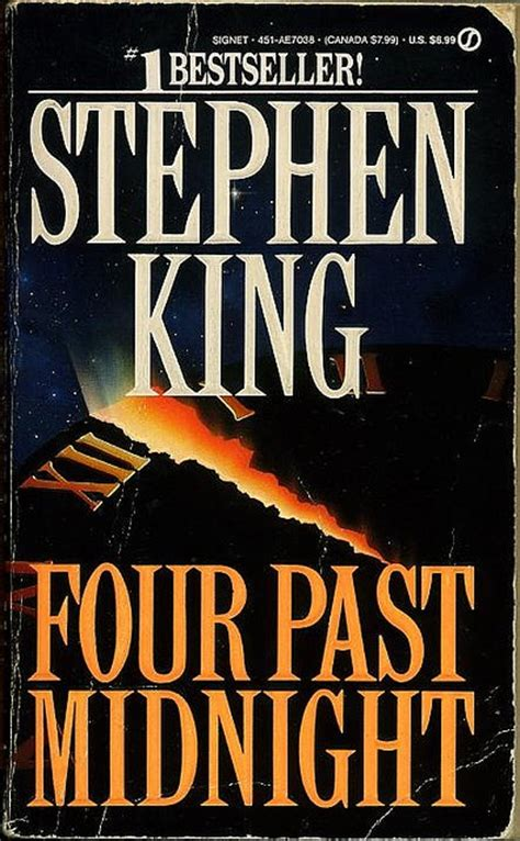 four past midnight four past midnight stephen king books worth reading