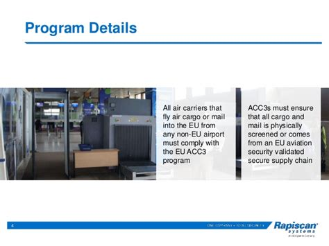 guide to the new european union air cargo security regulations