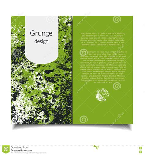usps green card template green template grunge stock vector image 74767738