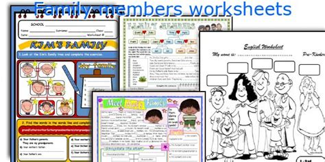 the stories that teach families how to live well books teaching worksheets family members