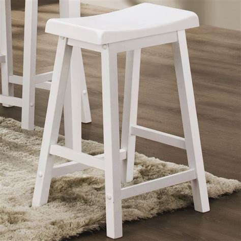 Dining And Bar Stools by Dining Chairs And Bar Stools 24 Quot Wooden Bar Stool By Coaster Bar Stools
