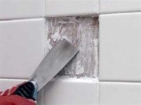 replacing tile in bathroom collins diy survival demos how to fix a broken tile