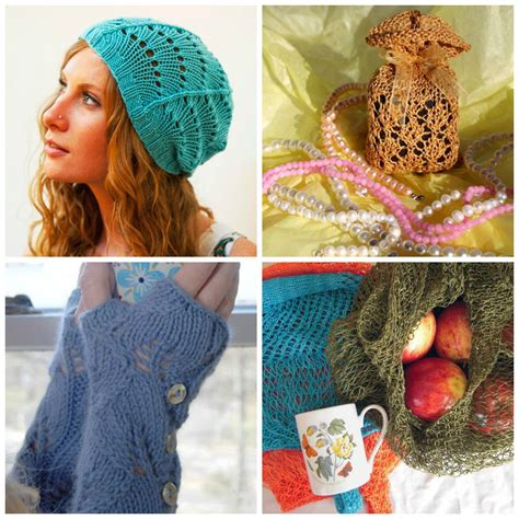knit accessories 5 free knitting pattern books with 25 free patterns