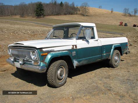 jeep gladiator 1971 1971 jeep gladiator images