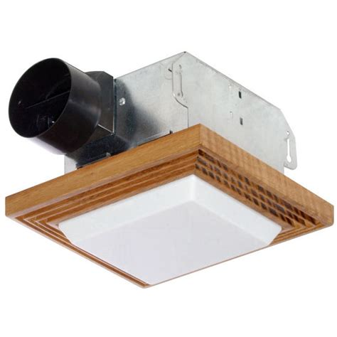 square bathroom exhaust fan with light bathroom fans air king 70 cfm decorative oak square