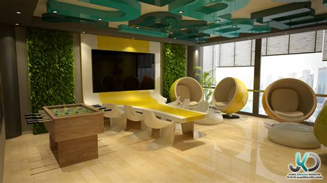 dafza creative room office concept b dubai uae by
