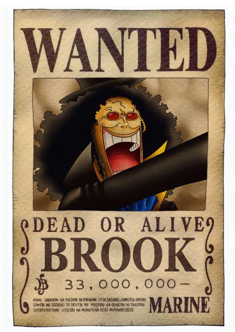 Kaos Anime Brook Wanted One Bounty brook wanted by natalya ru on deviantart