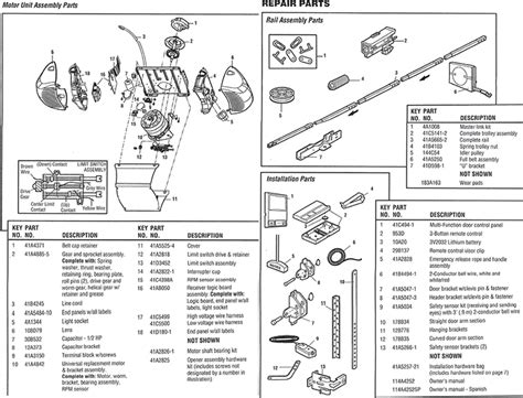 wiring diagram for harley davidson garage door opener