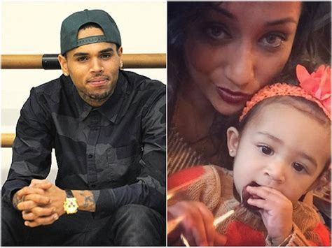 Chris brown s baby mama was allegedly a married woman when she got