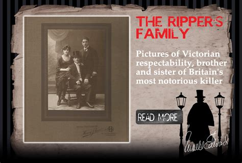 Naming The Ripper the the ripper experiencethe the ripper experience tm