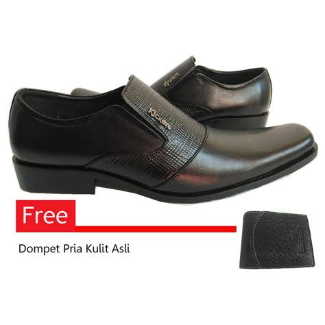 Kickers Pantofel Ada 3 Warna sepatu kulit kickers pantofel 2284 free dompet kulit no