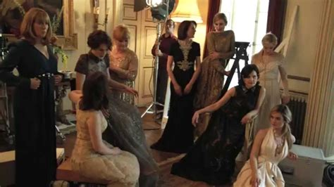 0007523661 behind the scenes at downton behind the scenes downton abbey august 2014 youtube