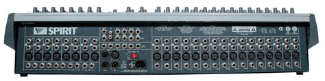 Mixer Soundcraft Spirit Lx7 24 Cnl soundcraft spirit lx7 24 image 476695 audiofanzine