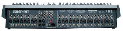 Mixer Lx7 soundcraft spirit lx7 24 image 476695 audiofanzine