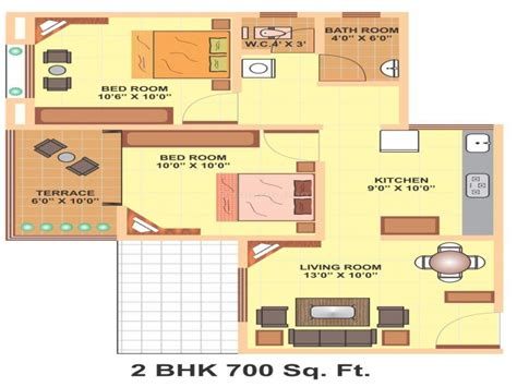 home plan design 700 sq ft 700 sq ft house plans vijay sancheti sketch book floor
