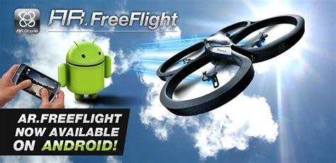 android drone parrot ar drone ora si pilota anche con gli smartphone android androidiani