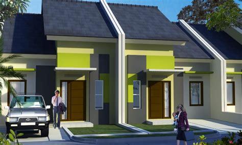 Design Eksterior Rumah Tipe 36 | 65 contoh eksterior rumah minimalis type 36 terbaru