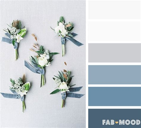 Idea For Home Decor by 12 Winter Wedding Color Palettes