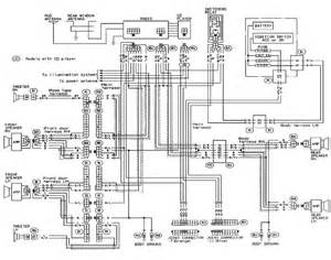 nissan radio wiring harness diagram get free image about wiring diagram