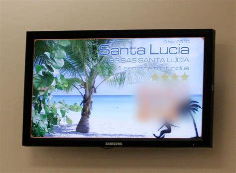 Tv Digital Signage press release mirada media is providing digital signage to vasco travel agencies digital
