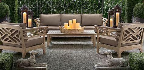 kingston restoration hardware indoor patio furniture