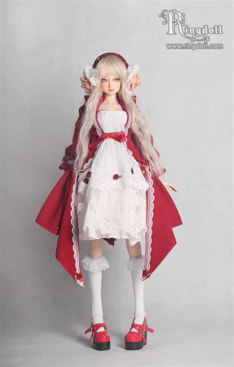 jointed doll official site ring doll official bjd dolls accessories