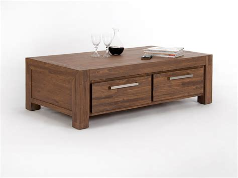 table basse tiroir