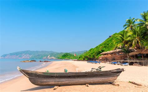 Goa Search Best Beaches In Goa Holidays For Couples Singles And Families Travel Leisure