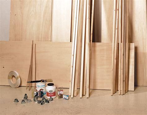 come costruire un armadio in legno armadio sottoscala fai da te bricoportale fai da te e