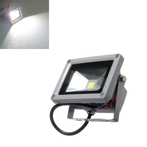Outdoor Waterproof Lights Buy 10w White 900lm Led Flood Light L Outdoor Waterproof 85 265v Bazaargadgets