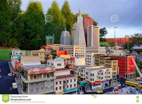 L Agie Golden City Mini lego mini city editorial image image of golden city