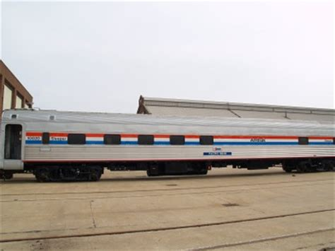 sleeper 10020 amtrak history of america s railroad